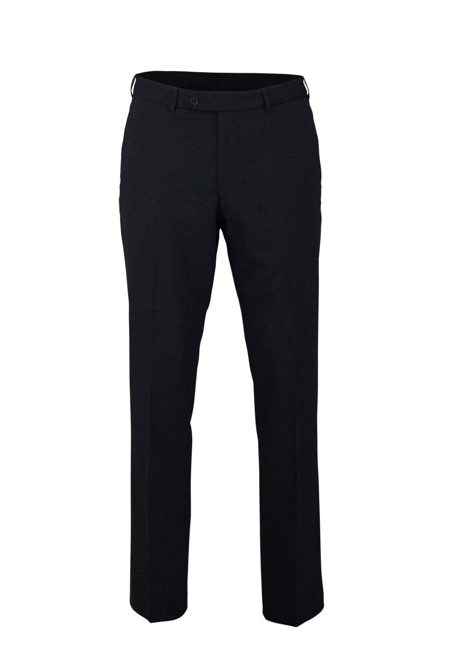 DIGEL Modern Fit Hose PER-V mit Bügelfalte schwarz 8ffe1a11de