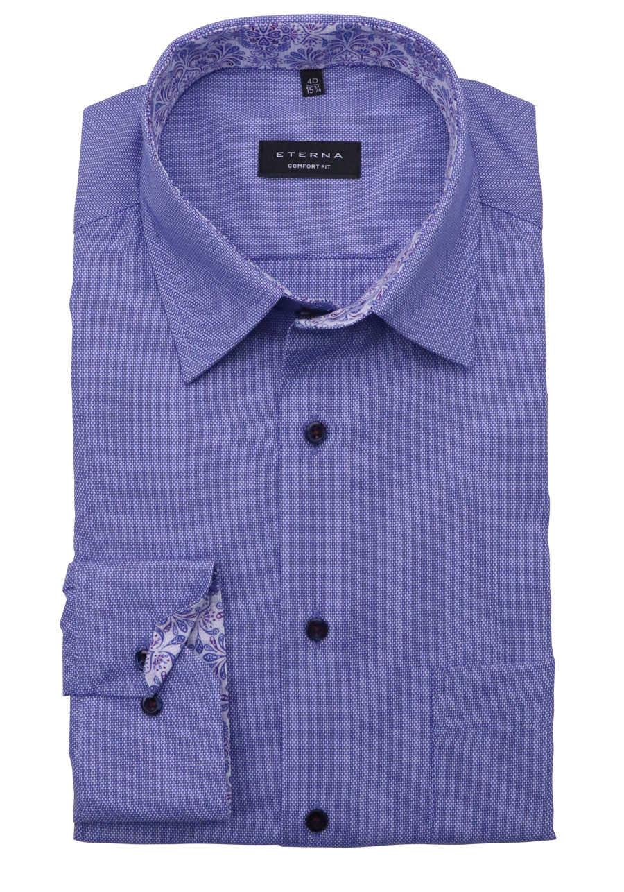 Herrenmode Herren Shirts & Hemden Eterna Herren Hemd Super