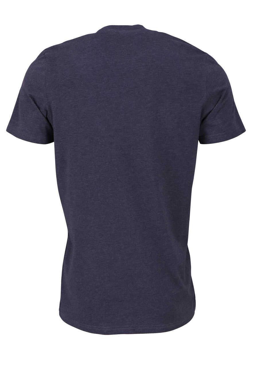 71a1b7b96e8964 JACK JONES Halbarm T-Shirt JORSTUUNT TEE SS Rundhals anthrazit