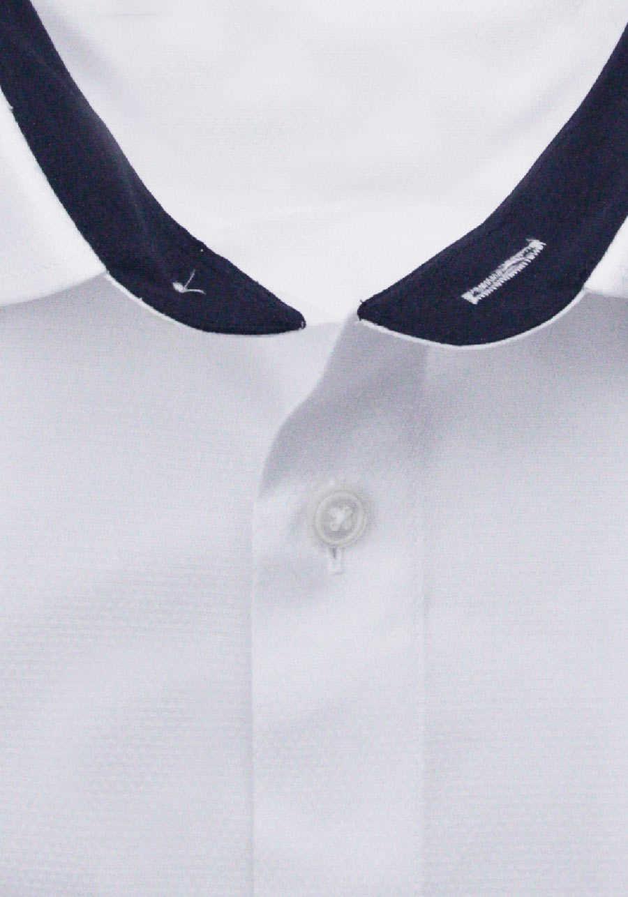 fd93b613ef56 OLYMP Luxor modern fit Hemd Langarm New Kent Kragen Muster weiß