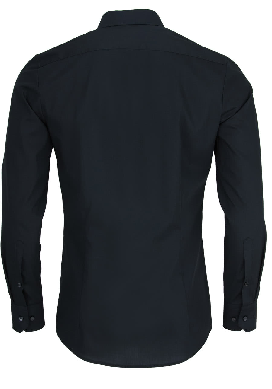 olymp no six super slim hemd extra langer arm schwarz al 69. Black Bedroom Furniture Sets. Home Design Ideas