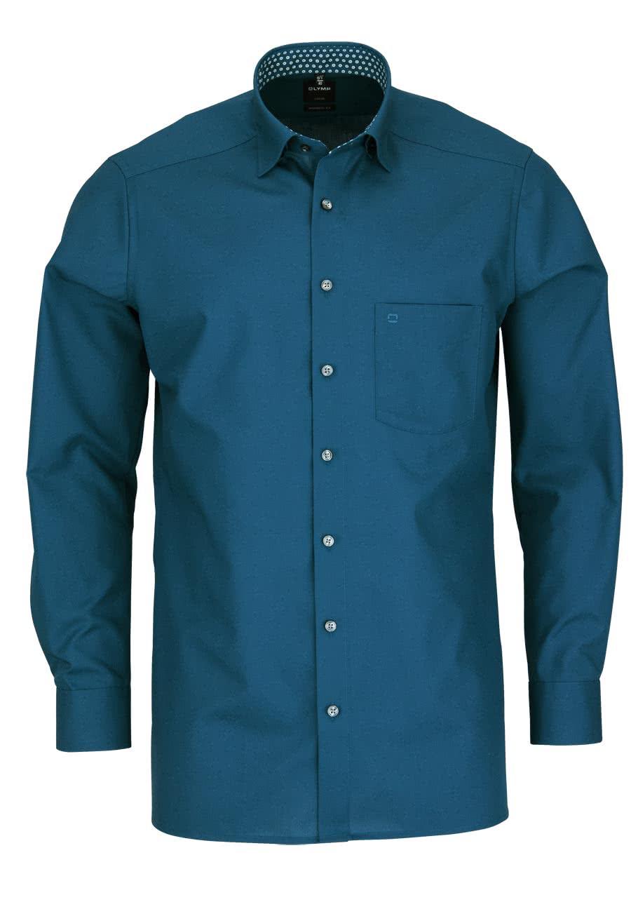 olymp luxor modern fit hemd langarm under button down. Black Bedroom Furniture Sets. Home Design Ideas