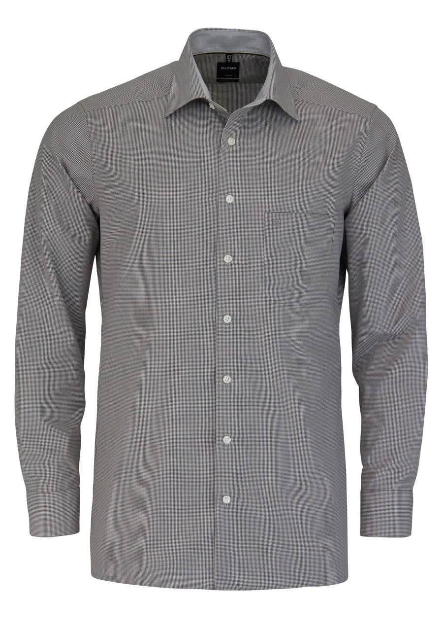 olymp luxor modern fit hemd langarm mit new kent kragen. Black Bedroom Furniture Sets. Home Design Ideas