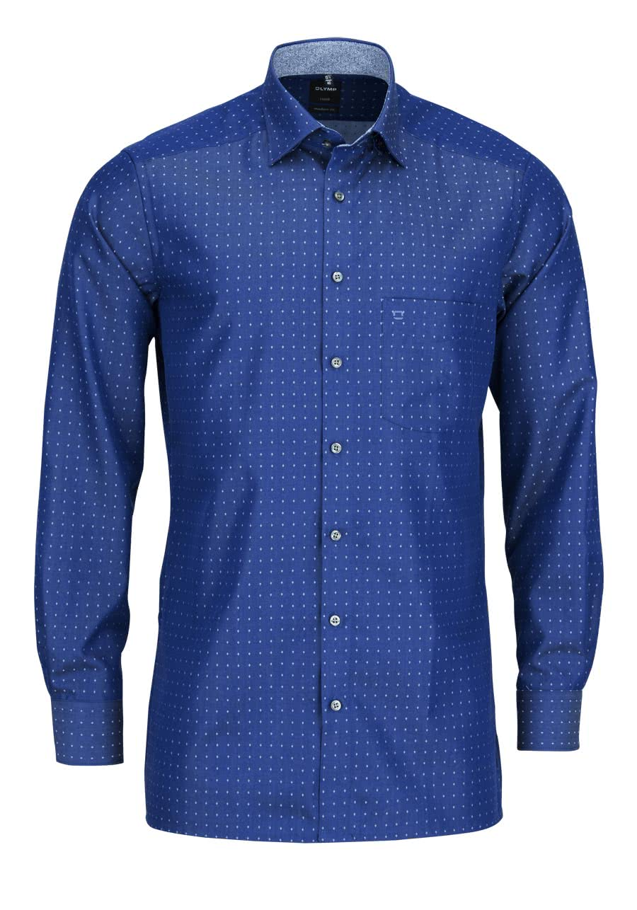 olymp hemden modern fit extra langer arm olymp luxor hemd. Black Bedroom Furniture Sets. Home Design Ideas
