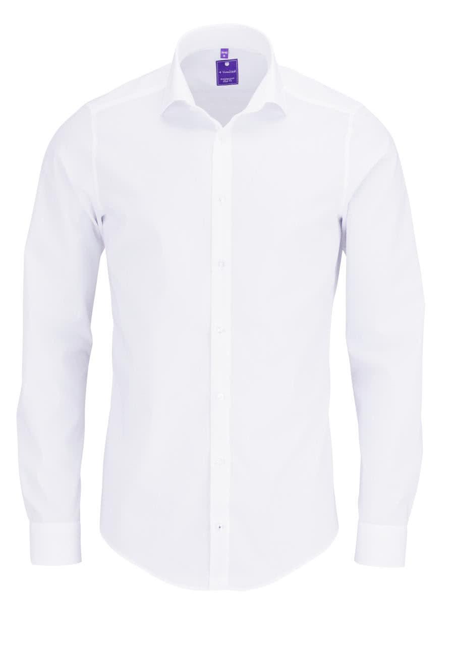 redmond 4 limited hemd langarm popeline stretch wei�  Gnstig Seidensticker 01 Weiss Businesshemd Herren Online Bestellen P 1821 #18