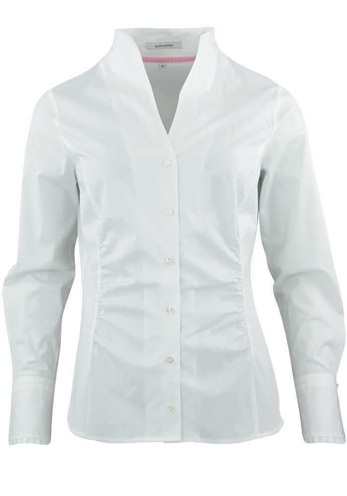 Seidensticker Bluse Weiß