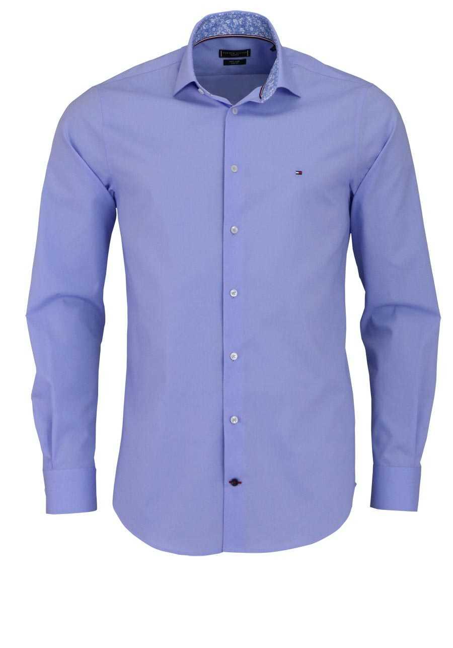 tommy tailored slim fit hemd extra langer arm. Black Bedroom Furniture Sets. Home Design Ideas