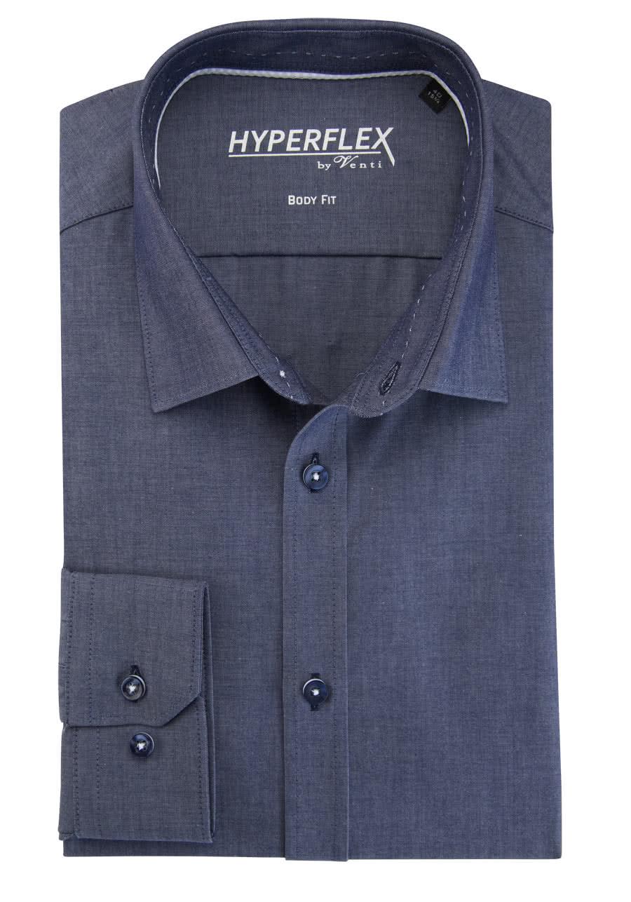 Regular Fit Business Hemd aus Batist