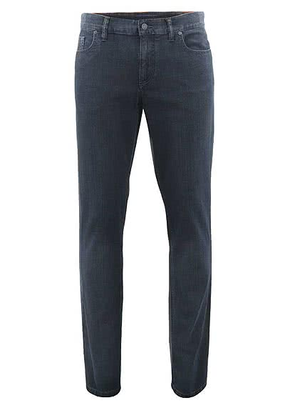 ALBERTO Regular Slim Fit Jeans nachtblau