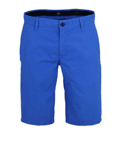 BOSS Comfort Fit Shorts SCHINO-REGULAR Taschen wasserblau