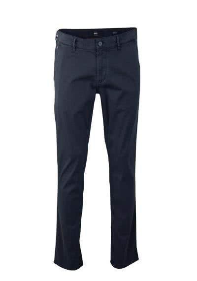 e3453b5dd23197 BOSS Regular Fit Hose Schino mit Taschen dunkelblau preisreduziert