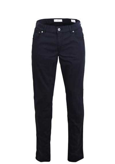 BRAX Modern Fit Hose CHUCK 5 Pocket Button-Zipp-Verschluss navy