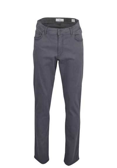 BRAX Regular Fit Hose COOPER FA 5 Pocket Stretch mittelgrau preisreduziert