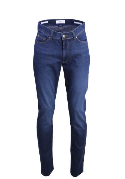 BRAX Regular Fit Jeans CADIZ 5 Pocked Stretch dunkelblau preisreduziert