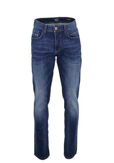 CAMEL ACTIVE Regular Fit Jeans HOUSTON 5 Pocket rauchblau