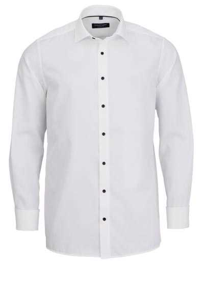 CASAMODA Gala Hemd Comfort Fit Hemd Langarm beige - Hemden Meister