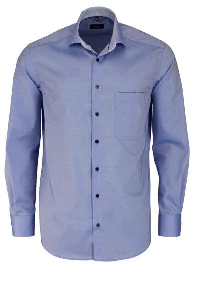 ETERNA Comfort Fit Hemd super langer Arm hellblau - Hemden Meister