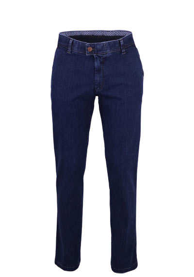 EUREX by BRAX Straight Jeans JIM 316 5 Pocket Stretch nachtblau