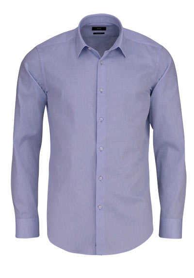 BOSS Regular Fit Hemd ELIOTT extra langer Arm hellblau - Hemden Meister