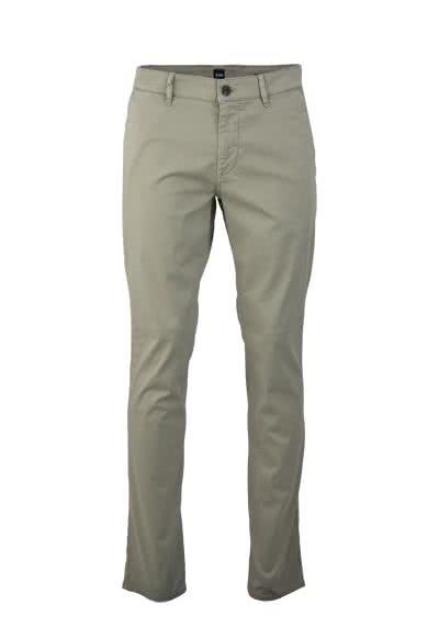 BOSS Regular Fit Hose Schino mit Taschen beige - Hemden Meister