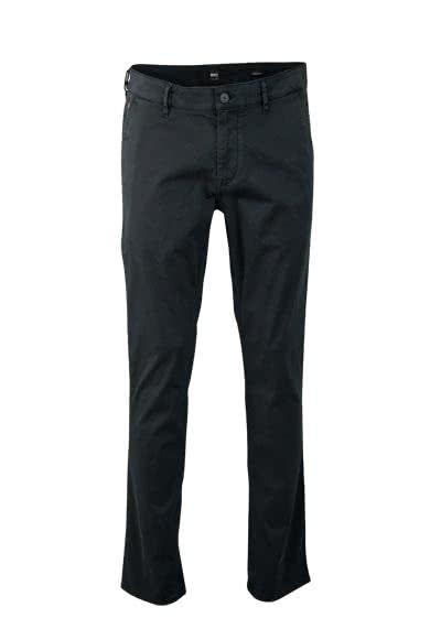 BOSS Regular Fit Hose Schino mit Taschen schwarz - Hemden Meister