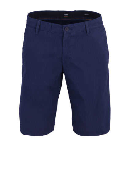 BOSS Comfort Fit Shorts SCHINO-REGULAR Taschen navy - Hemden Meister