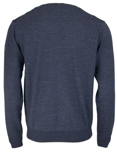 HAJO Pullover Smart Relaxx Langarm Rundhals anthrazit