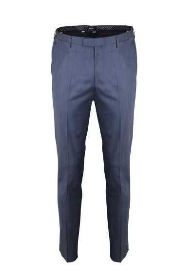 JOOP Herrenhose BLAYR mit Taschen und Bügelfalte nachtblau - Hemden Meister