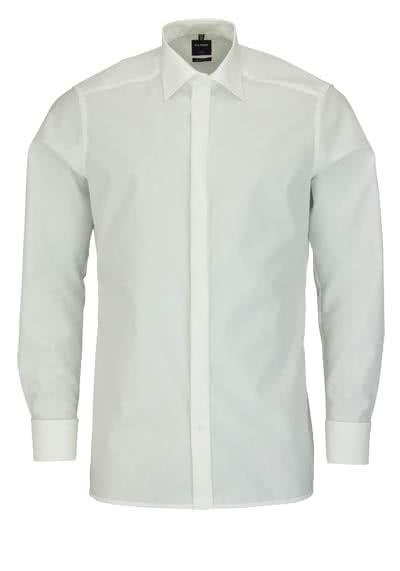 OLYMP Luxor modern fit Hemd extra langer Arm beige - Hemden Meister