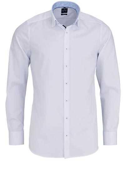 OLYMP Level Five body fit Hemd extra langer Arm Under-Button-Down weiß - Hemden Meister