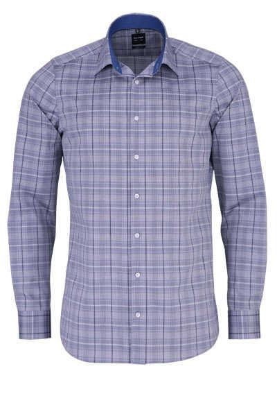 olymp level five smart business body fit hemd extra langer. Black Bedroom Furniture Sets. Home Design Ideas