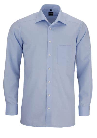 olymp luxor modern fit hemd extra kurzer arm wei al 58. Black Bedroom Furniture Sets. Home Design Ideas