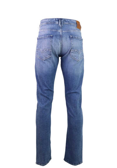 REPLAY Comfort Fit Jeans ROCCO 5 Pocket Stretch mittelblau