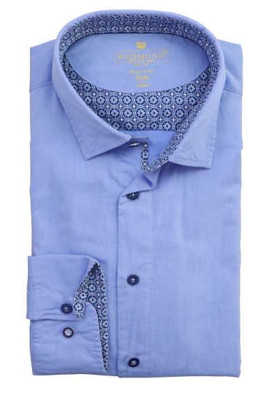 Soviet Herren Paisley Shirt Hemd Freizeithemd Langarm Kentkragen Extra Leicht