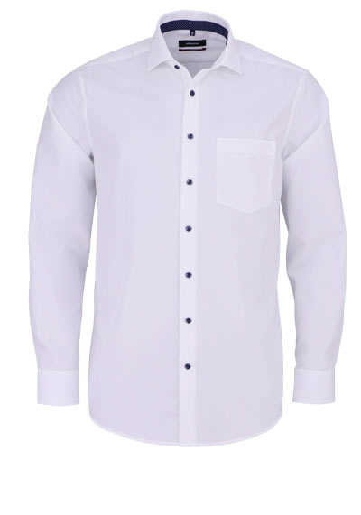 olymp luxor modern fit hemd extra langer arm muster hellblau. Black Bedroom Furniture Sets. Home Design Ideas