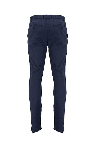 TOMMY HILFIGER Core Denton Straight Chino Hose nachtblau