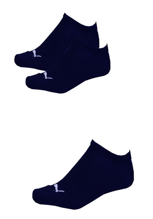 PUMA Sneaker Socken mit Logostick 3er Pack Unisex schwarz