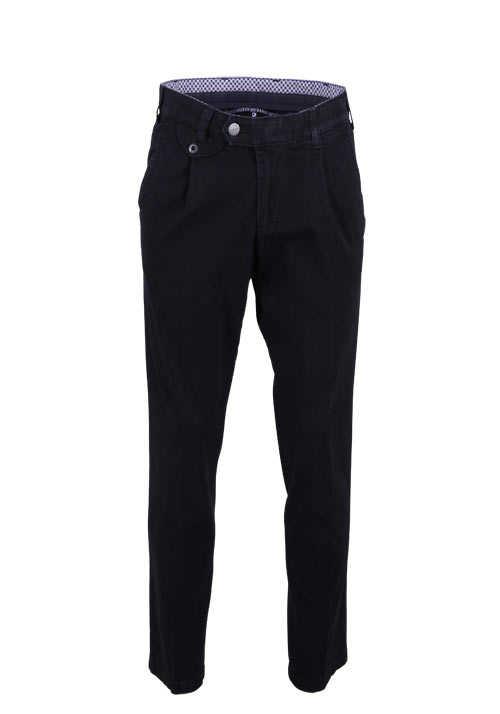 EUREX by BRAX Straight Jeans FRED 321 5 Pocket schwarz