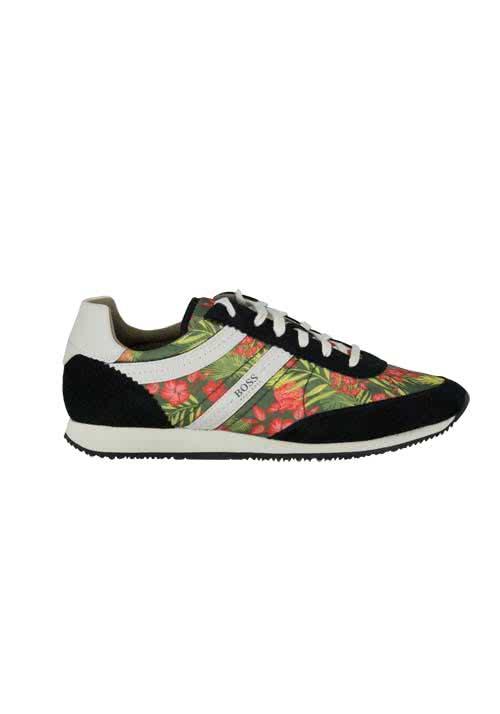 Image For BOSS ORANGE Sneaker ADREY Multicolor