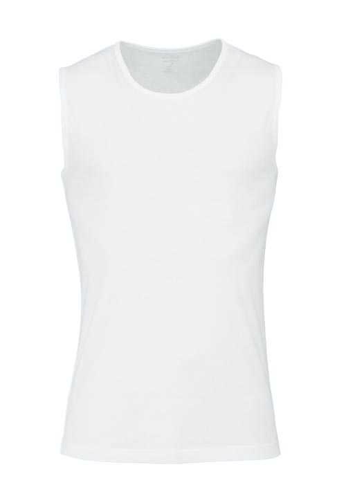 OLYMP Level Five body fit Unterzieh- T-Shirt Rundhals Stretch weiß